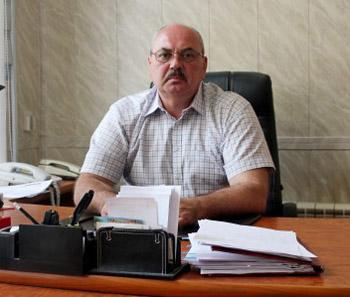 Об увольнении главы службы стройнадзора Астраханской области