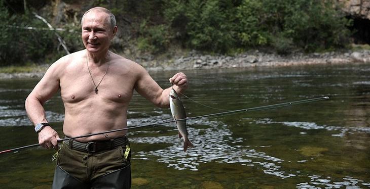 Лучшей для рыбалки признана Карелия, а не Астрахань