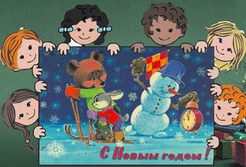 Дети-сироты поздравят стариков из домов престарелых Астрахани