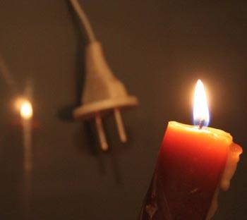 Сегодня электричества не будет в центре Астрахани и на окраинах города