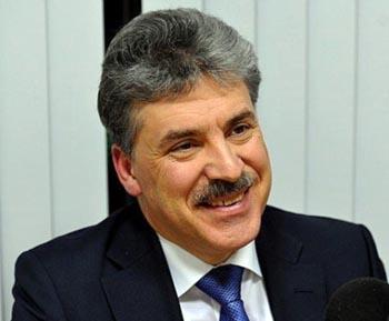 Астраханцы обсуждают возможный визит кандидата в президенты Грудинина