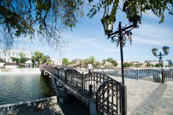 Вся правда о гибели полицейского около Моста влюблённых в Астрахани