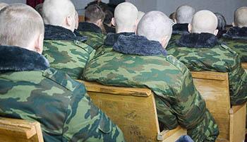 Призывник из сборного пункта астраханского военкомата вместо армии попал в больницу