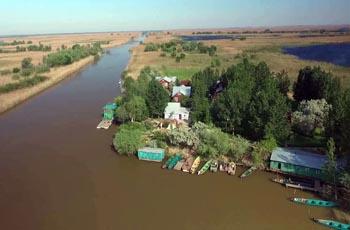 В Астраханской области создана природная заповедная территория