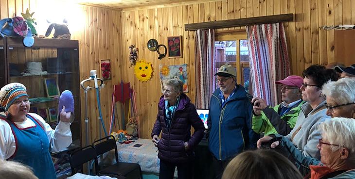 Фермеры из Швейцарии посетили астраханское подворье