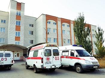 В больницу Знаменска пришли работать земские доктора