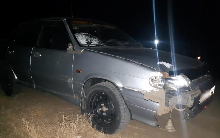 Автоледи насмерть сбила под Астраханью старушку
