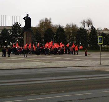 100-летие ВОСР в Астрахани: печальный результат