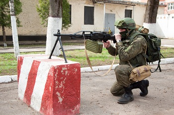 Антитеррористическая тренировка затруднит движение по Астрахани