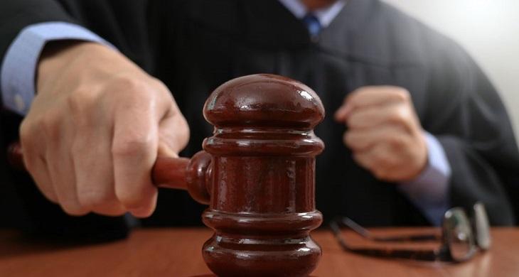 В Астраханской области приговорили напавшего на полицейского хулигана
