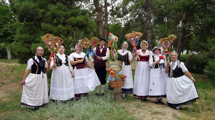 Немецкий ансамбль приглашает астраханцев на «Праздник урожая»