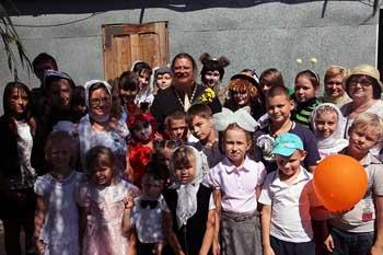 В Астрахани ведётся набор детей в воскресную школу