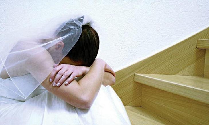 Астраханец набедокурил перед свадьбой