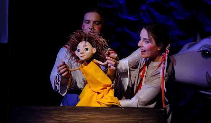 Астраханский театр кукол получил премию правительства России