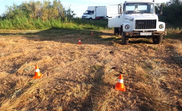 Кровавый сенокос: грузовик задавил сельчанина насмерть
