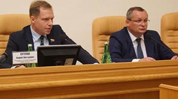 Астраханскую область с рабочим визитом посетила делегация представителей Совета Федерации