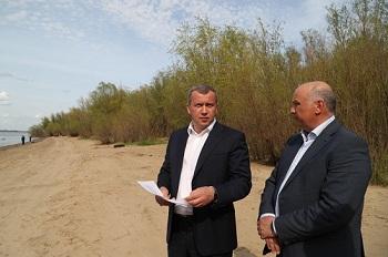 Попытка номер… Власти снова обещают в Астрахани современный пляж