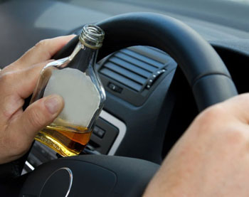 Десятки пьяных водителей попались в Астраханской области за уикенд