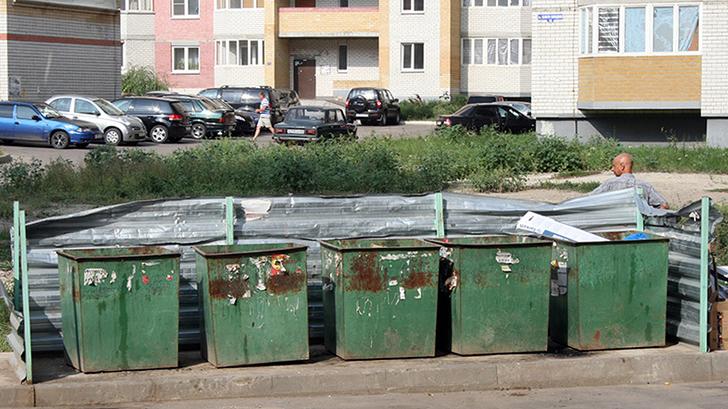 Мусорные контейнеры в Астрахани поумнеют