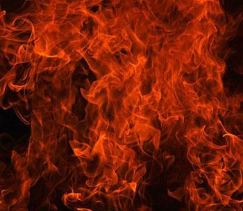20 человек спасено на трёх пожарах в Астрахани