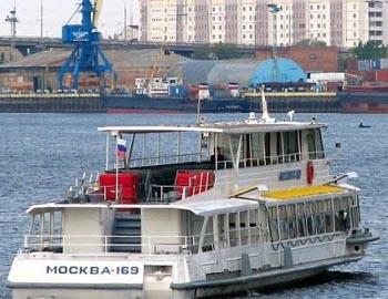 В Астрахани начнёт ходить речной трамвайчик