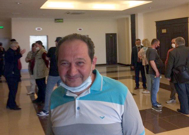 Астраханский облсуд оставил под арестом политтехнолога Тукаева