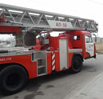 Четверть сотни человек спасено при пожаре в микрорайоне Бабаевского