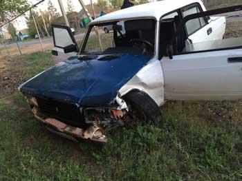 В селе Караванное страшная авария привела к гибели пешехода