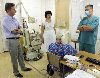 Сохраняя здоровье и спасая жизни: достижения астраханской медицины при Павле Джувалякове