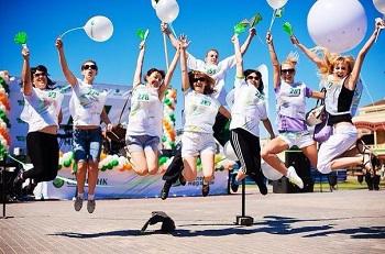 Сбербанк приглашает всех на «Зеленый марафон»