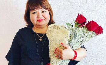 Свой день рождения отмечает Гульниса Зверева