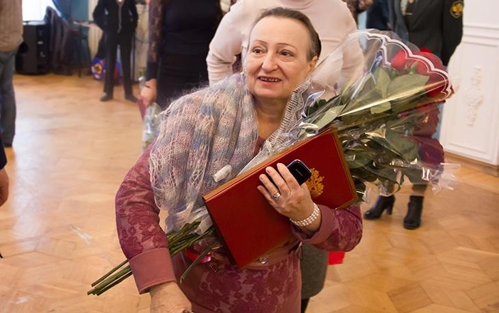 Скончалась Любовь Гарливанова