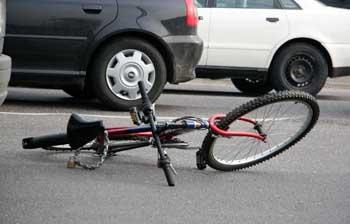 Угонщик, скверно ездящий на велосипеде, благополучно арестован полицией