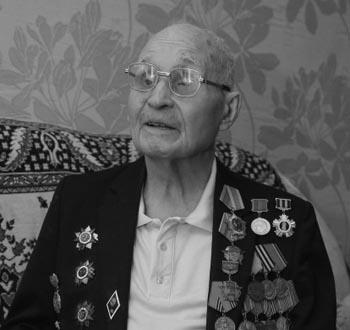В Астрахани скончался участник ВОВ Анатолий Мельников