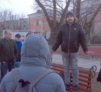 Астраханская маргинальная оппозиция публично обвинила президента России в пожаре в Кемерово