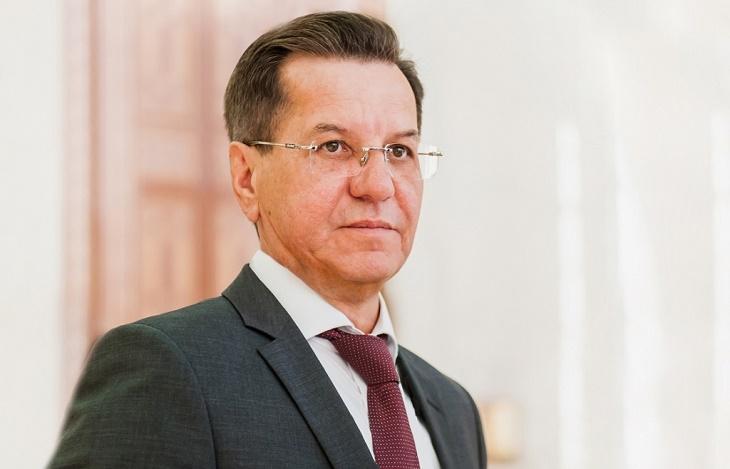 Александр Жилкин отмечает своё 60-летие