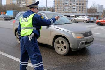Больше трех тысяч правонарушений выявлено на дорогах региона за выходные