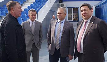 Специальная комиссия Совета Федерации оценила ход подготовки Астрахани к ЧМ 2018