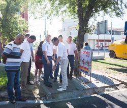 К сентябрю в Астрахани отремонтируют дорогу на ул. Савушкина и Новый мост