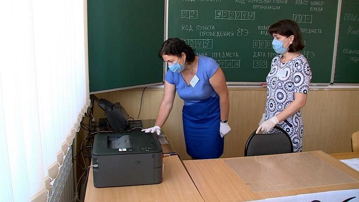 В Астраханской области с результатами ЕГЭ всё в порядке