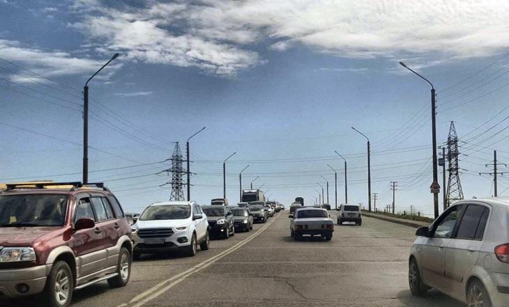 Кубанский мост в Астрахани ждёт ремонт