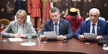 Астраханцы написали Большой этнографический диктант