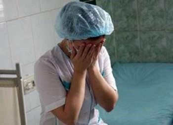 В Астрахани буйный пациент угрожал санитарке