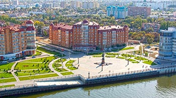 В Нижнем Поволжье в рейтинге социально-политической устойчивости усилилась лишь Астрахань