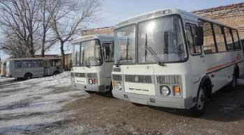 Восемь автобусов выведены из строя в Ахтубинске
