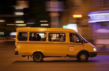 Маршрутка с пассажирами попала в ДТП в Астрахани