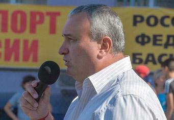 В Астрахани будут судить бывшего регионального министра физкультуры и спорта, раскатывавшего по курортам на бюджетные деньги