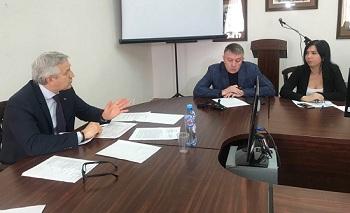 Леонид Огуль лоббирует интересы астраханских рыбаков – любителей
