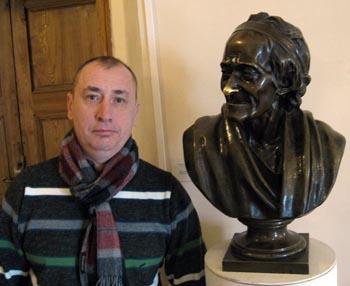 Сергей СИНЮКОВ: О запахе Астрахани