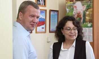 Главой Икрянинского района станет Наталья Бутузова